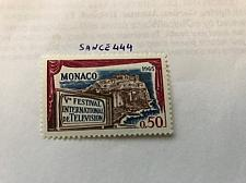 Buy Monaco Television festival 1964 mnh #ab stamps