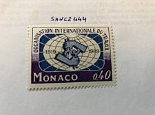 Buy Monaco 50 years ILO 1969 mnh stamps