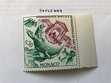 Buy Monaco Postal conf. of 1863 1963 mnh stamps