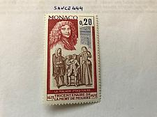 Buy Monaco Moliere 1973 writer mnh stamps