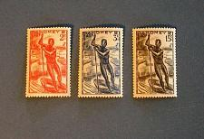 "Buy 1941 Dahomey ""Man in Canoe"""