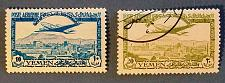 "Buy 1947 Yemen ""Airmails"" Plane over Sana"" (HV)"