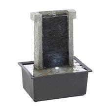 Buy STONE WALL TABLETOP FOUNTAIN