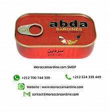 Buy Bulk Moroccan Sardines wholesale,