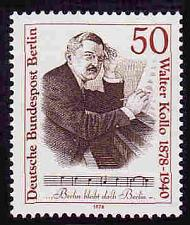 Buy German Berlin MNH #9N415 Catalog Value $.85