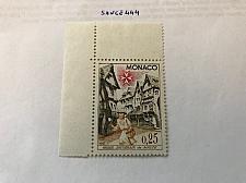 Buy Monaco St Johns cross 1961 mnh stamps