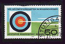 Buy Germany Berlin Used Scott #9N428 Catalog Value $.50