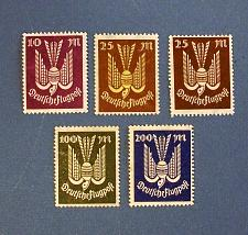 "Buy 1923 Germany (Empire Era) ""Deutsche flugpost"""