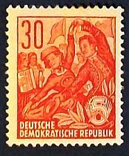 "Buy 1953 Germany (DDR-Era) ""Worker Series"""