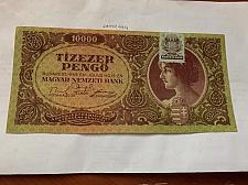 Buy Hungary 10000 pengo banknote 1945