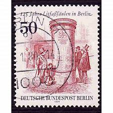 Buy Germany Used Scott #9N435 Catalog Value $.65
