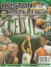 Buy The Official Celtics 1999-2000 Yearbook