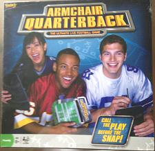 Buy Armchair Quarterback The Ultimate Live Football Game