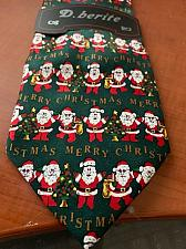 Buy NEW Novelty Necktie bellissima Santa
