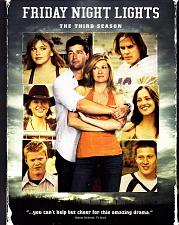 Buy Friday Night Lights - Complete 3rd Season DVD 2009, 4-Disc Set - Very Good
