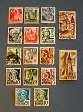 "Buy 1947-49 Germany (French occupation Era) ""Rheinland -Pfalz,, Baden, Wurtemburg"""