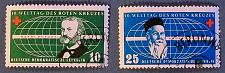 "Buy 1957 Germany (DDR-Era) ""International Red Cross Da"""
