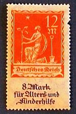 "Buy 1922 Germany ""Charity"" Stamp"