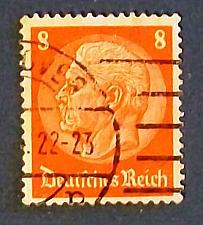 "Buy 1933 Germany ""Hindenburg Issue"""