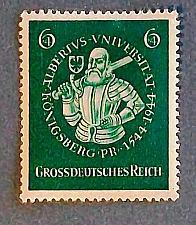 "Buy 1944 Germany ""Duke Albrecht of Brandenburg-Ansbach"