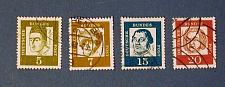 "Buy 1961-62 Germany ""Famous Germans"""