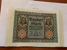 Buy Germany 100 marks Reich banknote 1920