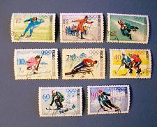 """Buy 1964 Poland """"9th Winter Olympic Games at Innsbruck"""""""