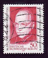 Buy Germany Berlin Used Scott #9N452 Catalog Value $.50