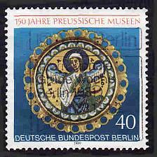 Buy Germany Berlin Used Scott #9N453 Catalog Value $.40