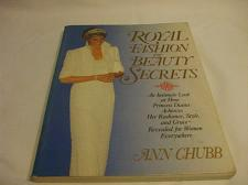 Buy Princess Diana Royal Fashion and Beauty Secrets 1992 Collectors Softcover Ann Chubb