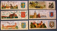 "Buy 1969-71 Poland ""Tourism Publicity"" Stamps"