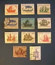 """Buy 1963-65 Poland """"Ships"""""""