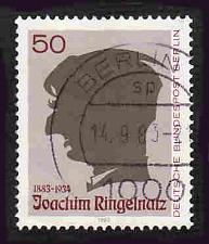 Buy Germany Berlin Used Scott #9N486 Catalog Value $.70