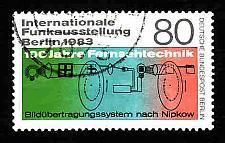Buy Germany Berlin Used Scott #9N487 Catalog Value $1.10
