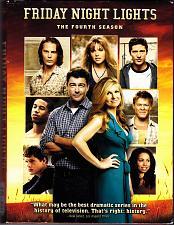 Buy Friday Night Lights - Complete 4th Season DVD 2010, 3-Disc Set - Very Good