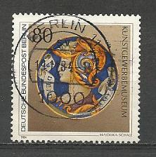 Buy Germany Berlin Used Scott #9N491 Catalog Value $1.60