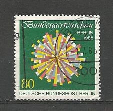 Buy Germany Berlin Used Scott #9N500 Catalog Value $.85