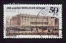 Buy German Berlin Used Scott #9N501 Catalog Value $.80