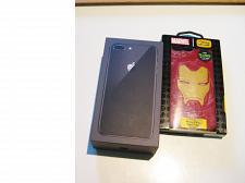 Buy Very Nice Black 256gb Unlocked Iphone 8 Plus (A1864) Bundle!!