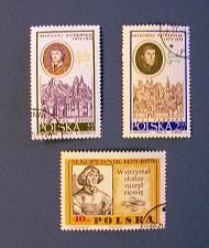 "Buy 1969-70 Poland ""Niclaus Copernicus"""