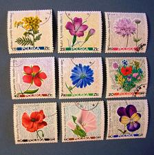 """Buy 1967 Poland """"Flowers of the Meadow"""""""