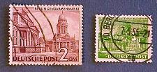 "Buy 1949 Germany (Berlin) ""Buildings"""