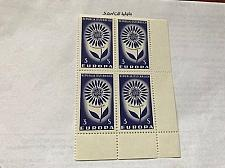 Buy Austria Europa 1964 block mnh stamps