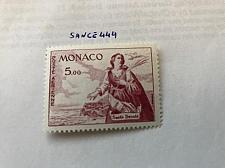 Buy Monaco Definitive airmail Devote 5f mnh 1961 stamps