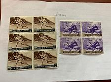 Buy San Marino 1952/3 lot of 10 mnh stamps