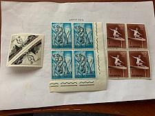 Buy San Marino 1964 mnh 3 blocks stamps