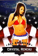 "Buy Crystal Reneau #5 - ""American"" Bench Warmers 2013 Sexy Trading Card"