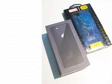 Buy 9/10 64gb Unlocked Iphone 8 (A1863) Bundle!!