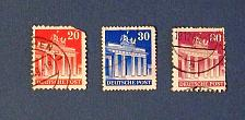 "Buy 1948 Germany (English Alliance Zone) ""German Buildings"""