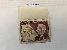 Buy Monaco Pierre de Coubertin 1963 mnh stamps